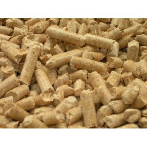 Palet de pellets de 70 sacos total - Sacos de pellets ...
